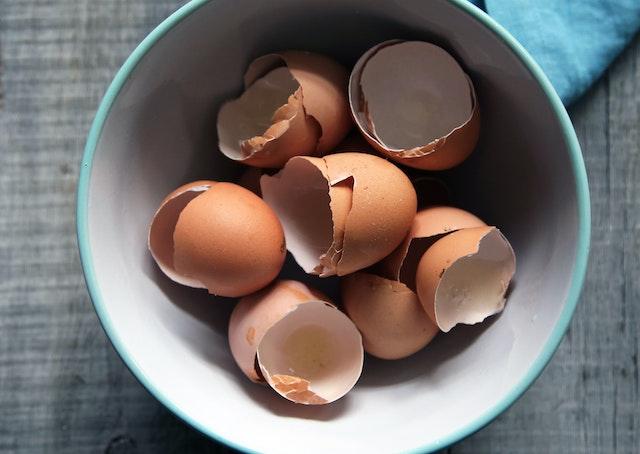 Черупки от яйца